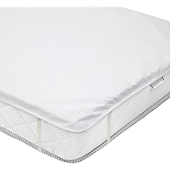 VALNEO Komfort Matratzenauflage 90x200 cm, 100% Baumwolle, wasserundurchlässig | 2 Jahre Zufriedenheitsgarantie | Matratzenschoner / Matratzenschutz