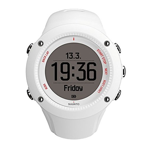 SUUNTO Ambit3 Run White Reloj de Carrera GPS