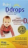 Baby Ddrops 10 µg 60 Drops