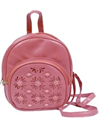 TRENDY & STYLISH BACKPACK/SIDE BAG FOR GIRLS AND WOMEN FROM SHOPPEASE