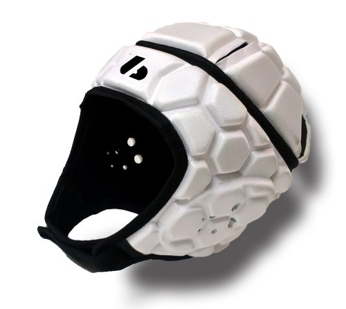 barnett HEAT PRO casco da rugby competizione Bianco, bianco