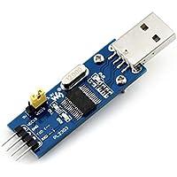 PL2303 USB UART Junta Micro PL2303TA PL2303HXA USB a UART TTL de serie del módulo de comunicaciones para Windows XP / 7/8 / 8.1 / 10 Regard
