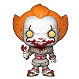 JTWMY Modell Puppe Modell - Clown Hand Office Modell IT Dekoration Spielzeug Pennywise Hand Edition...