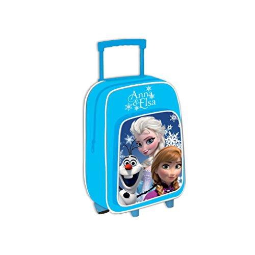 Frozen ar644–zaino con carrello capacità, 34x 13x 30cm, da bambini, 44cm