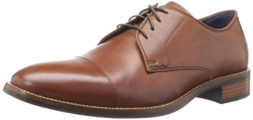 Cole Haan Men's Lenox Hill Cap Oxford,British Tan,12 M US (Oxford Lenox)