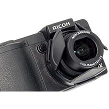 JJC Auto Lens Cap (RICOH GX-100 & GX-200)