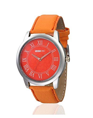 Yepme Baggan Men's Watch - Orange image