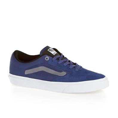 Vans Pro Skate Shoes–Vans Pro Skate Rowley pr..., Bleu classique, 6.5