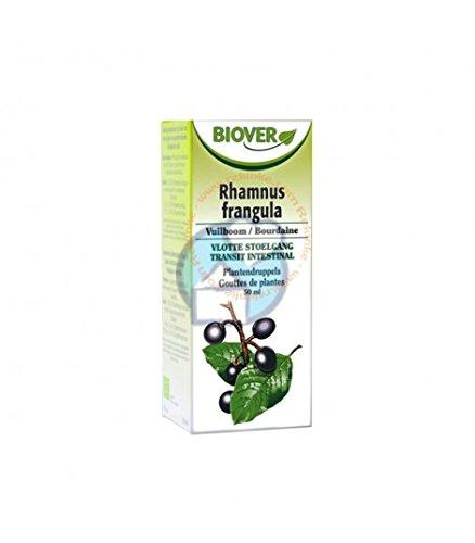 Biover Bourdaine Bio Transit Teinture Mère Rhamnus Frangula 50 ml