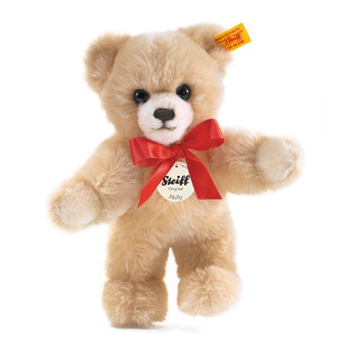 Steiff-22cm-Molly-Teddy-Bear-Blonde