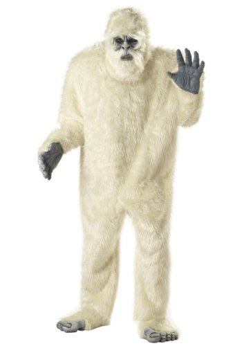 Generique - Yeti Kostüm für Erwachsene -