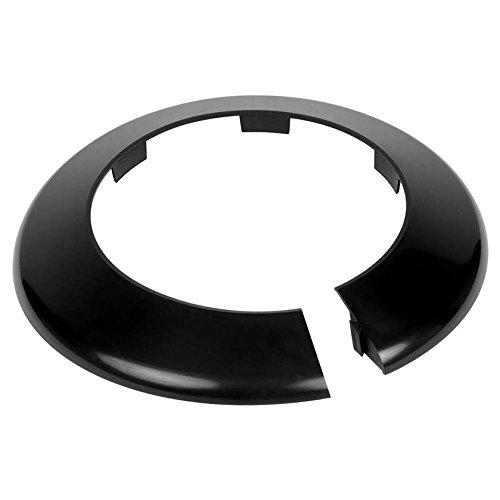 Epik® Talon Boden Rohr Halsband 110mm schwarz (maxidia geprüft) [1]