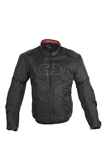Oxford products Motorrad Jacken, Schwarz, XXXL
