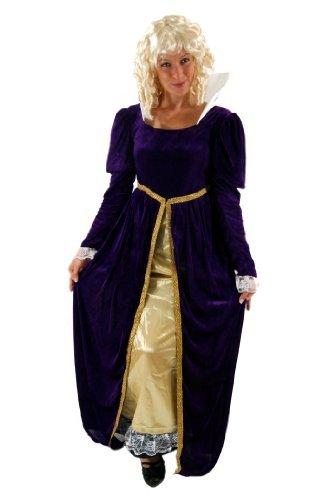 Kostüm Königin Schneewittchen Prinzessin Cinderella 48 XL