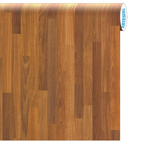 Artesive TEC-019 Shabby Fire Multiwood Couleurs Chaudes 30 cm x 5mt. - Film Adhésif autocollant largeur en Vinyle Effet Bois pour la maison, la décoration, meubles, porte et toutes les surfaces lisses.