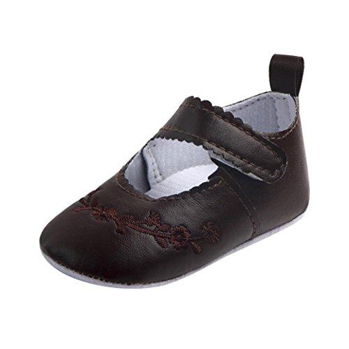 manadlian Chaussures Bébé Bébé Mode Sneaker Filles Stitchwork Anti-dérapant Unique Chaussures Sneaker