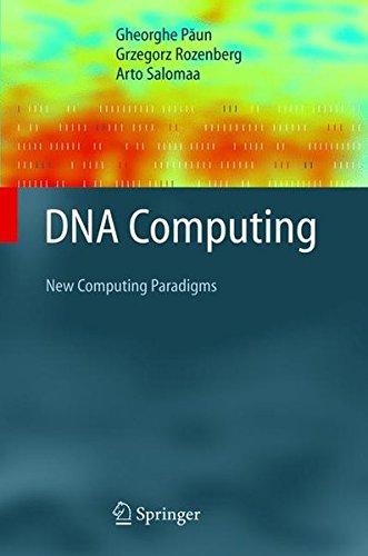 Dna Computing. : New Computing Paradigms par Gheorghe Paun