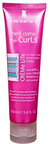 Lee Stafford - Crème légère « Here Come The Curls » - 100 ml