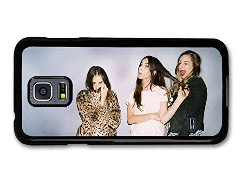 Haim Girls Winking Eye Portrait hülle für Samsung Galaxy S5 mini (Girl Winking)