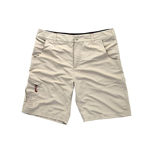 2017 Gill Mens UV Protec Shorts NAVY UV005 Kaki