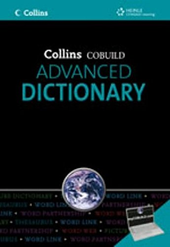 Collins cobuild advanced dictionary. Con CD-ROM