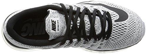Nike Wmns Air Max 2016 Scarpe da ginnastica, Donna Blanco (White / Black)