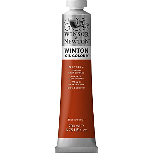 Winston OC 200ML 074 burnt sienna (2) (japan import)
