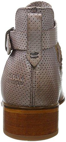 Melvin & Hamilton Damen Alina 7 Chelsea Boots Pink (Venice Perfo M&H Pale Rose LS-Nat.)