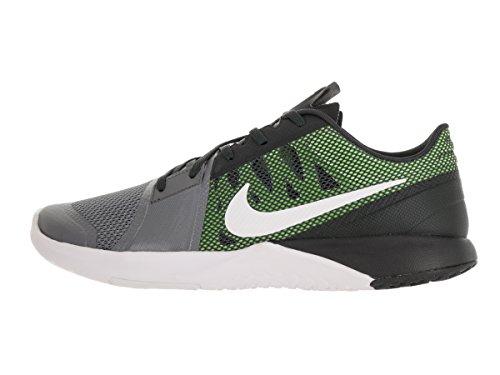 Nike Fs Lite Trainer 3, Scarpe da Ginnastica Uomo Grigio (Gris (Gris (Cl Gry/White-Anthrct-Elctrc Gr)))