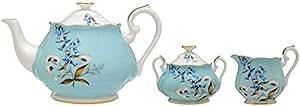Royal Albert 100 Years of Royal Albert - 1950 Festival Teapot Set