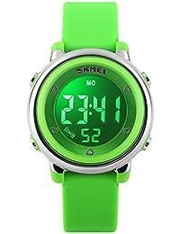 Armbanduhr kinder  Suchergebnis auf Amazon.de für: grün - Armbanduhren / Jungen: Uhren