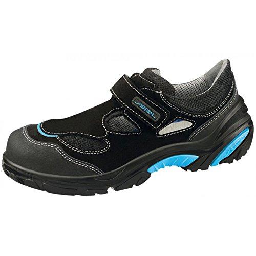 Nero 48 48 Taglia Sandalo 4541 Crawler Sicurezza Di Scarpe Blu Abeba EqwCcz