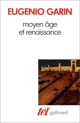 Moyen Âge et Renaissance