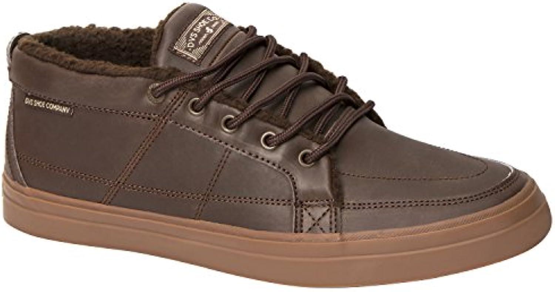 DVS Schuhe Rivera Braun Gr. 46  Billig und erschwinglich Im Verkauf