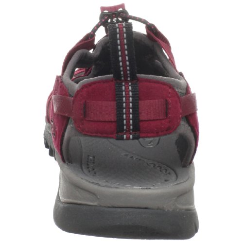 Keen WHISPER 1003713, Sandales femme Beet Red/Honeysuckle