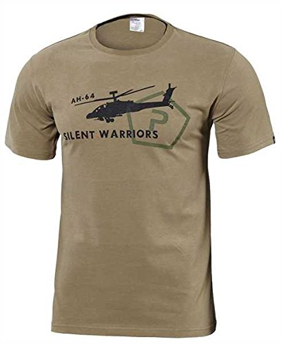 Pentagon T-Shirt Helicopter, Coyote