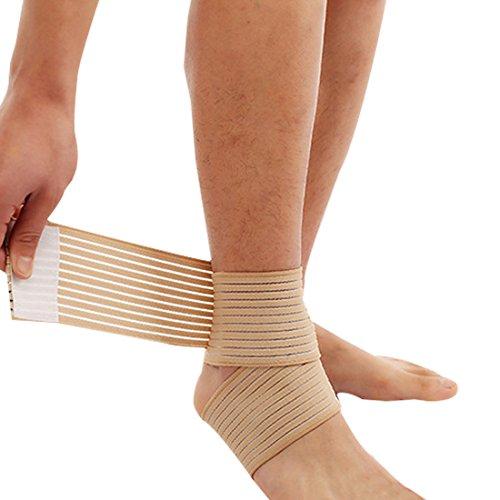 NoyoKere Knöchel Unterstützung Männer und Frauen Sport Knöchelschutz Beschützer Elastische Knöchelstütze Unterstützung