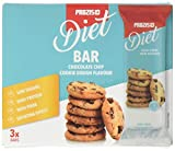 Prozis 3 x Diet Bar 35 g Chocolate Chip Cookie Dough