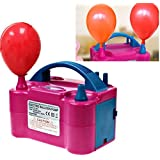 Krevia Plastic Electric Air Pump For Balloons (Red)