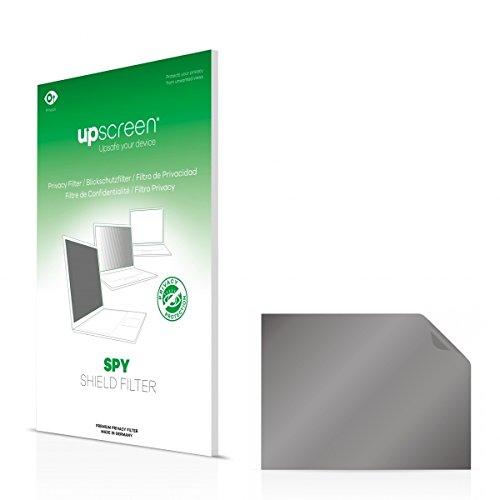upscreen Spy Shield Filter Blickschutzfilter / Privacy für 51.1 cm (20.1 Zoll) Displays [409.4 x 307.3 mm, Seitenverhältnis 4:3] (Sichtschutz ab 30°, Blasenfreie Montage, Passgenauer Zuschnitt) -