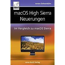 macOS High Sierra Neuerungen: im Vergleich zu macOS Sierra