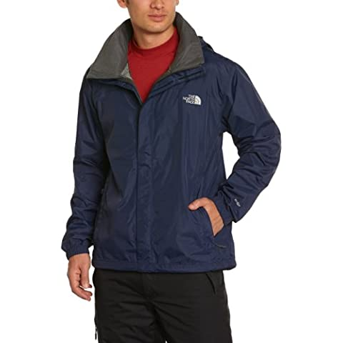 THE NORTH FACE - Chaqueta de acampada y senderismo para hombre, tamaño XXL, color tnf negro