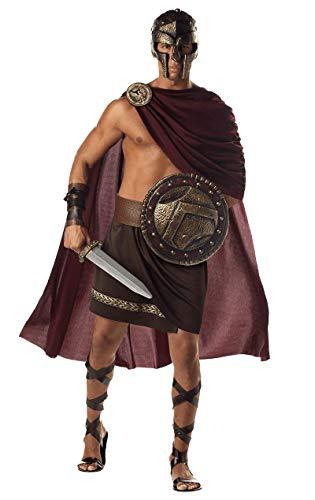 Herren Kostüm Spartan - California Costumes Spartaner Krieger Kostüm Herren Gr.- M