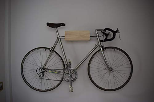 Magnetische Klappe (Fahrradhalterung / Fahrradhalter / Wandhalterung / Fahrradständer / bike rack / Halter für Fixie singlespeed Rennrad mit magnetischer Klappe)