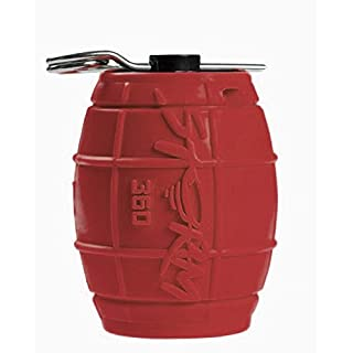 ASG Storm 360 Airsoft Grenade gas fast refill reusable BB Impact bomb (Red)