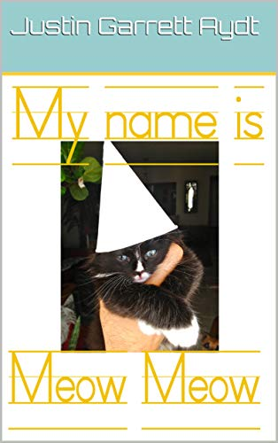 My name is Meow Meow (English Edition)
