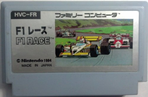 "Preisvergleich Produktbild F1 Race ""Famicom"" Nintendo [Import Japan]"