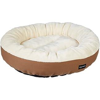 AmazonBasics Round Pet Bed 41DGbyC25oL
