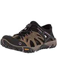 90dddf41e3a3 Amazon.in  Merrell - Floaters   Outdoor Sandals   Women s Shoes ...