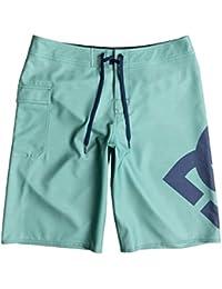 """Dc Shoes Lanai 22"""" - Board Shorts para Hombre, Color: MALACHITE GREEN, Talla: 32"""